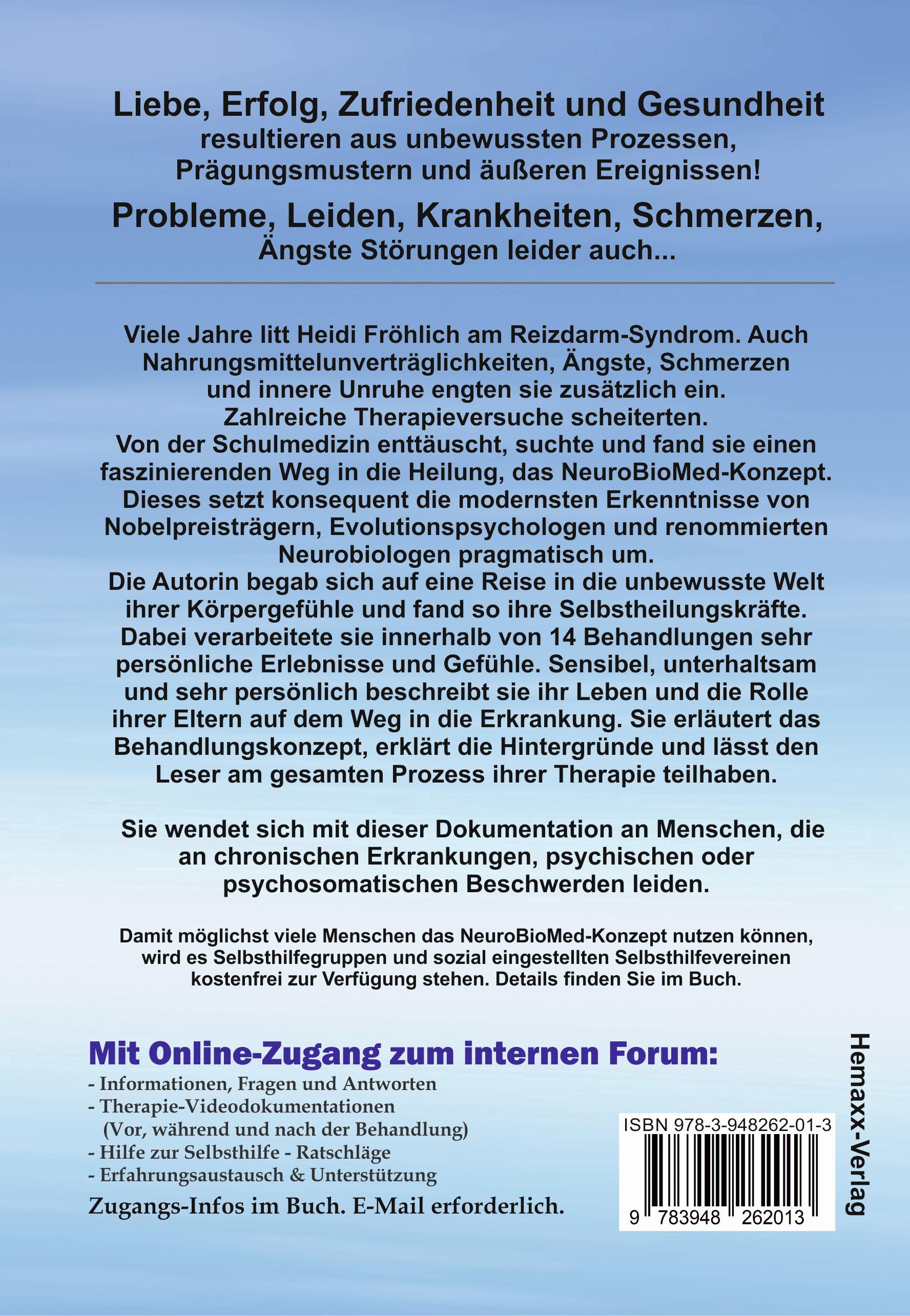 Reizdarm, Ängste und Schmerzen >4. Auflage als Taschenbuch<