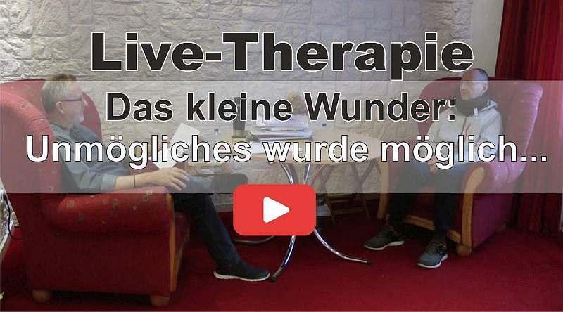 Video Hypnosetherapie -das kleine Wunder Trancemed.de